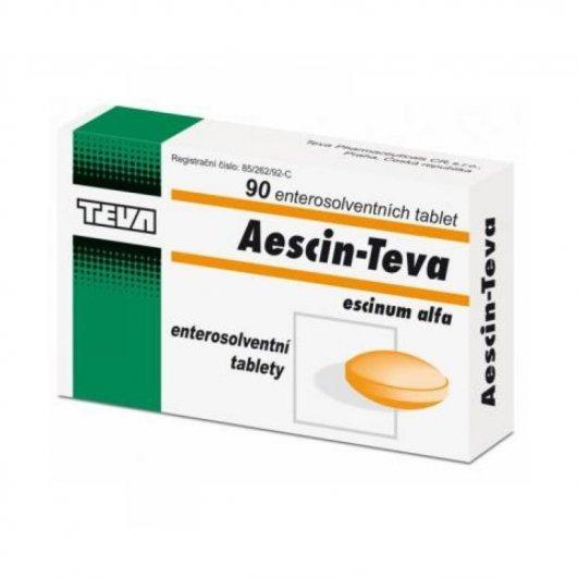 Aescin - Vše o zdraví