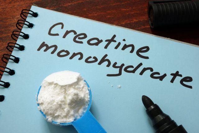 Creatin - Vše o zdraví