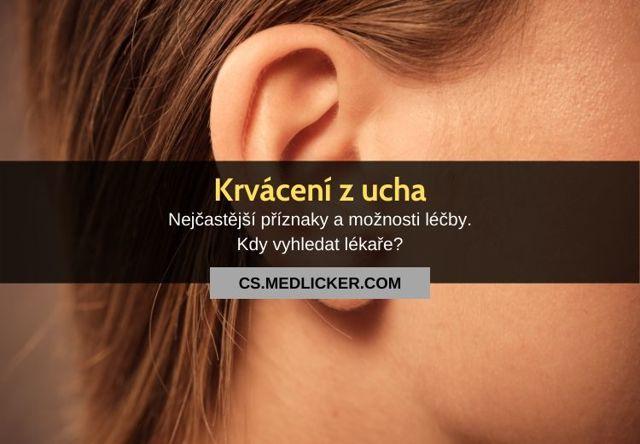 Anatomie ucha - Vše o zdraví