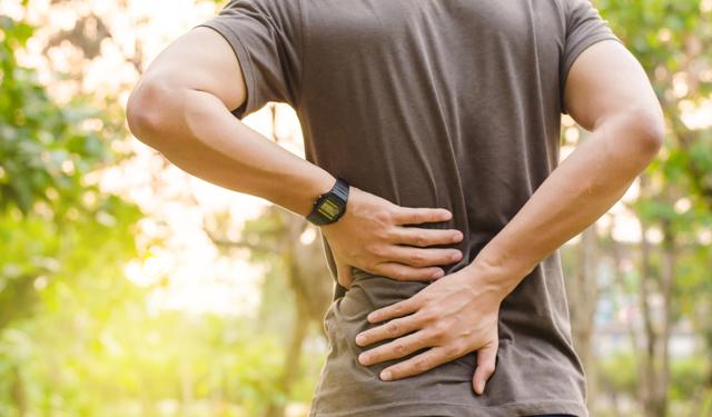 Bolest zad - Vše o zdraví