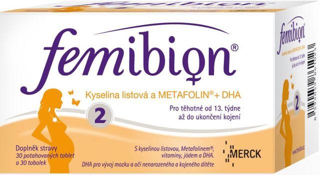 Femibion - Vše o zdraví