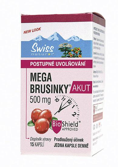 Brusinky - Vše o zdraví