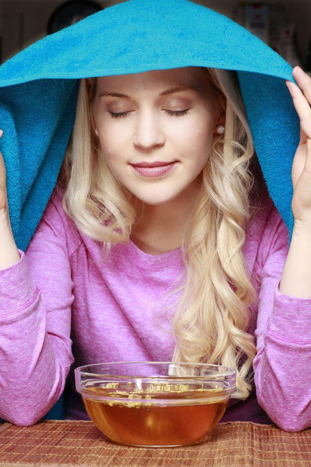 Bolest v nose - Vše o zdraví