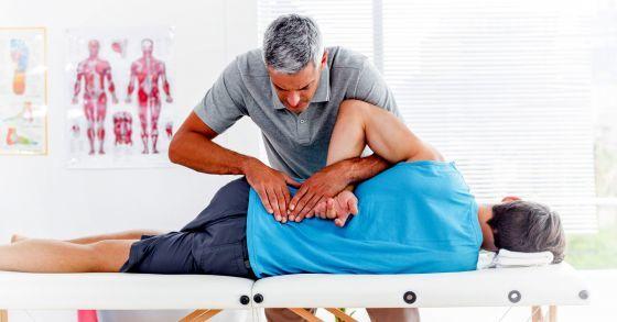 Bolest zad mezi lopatkami - Vše o zdraví