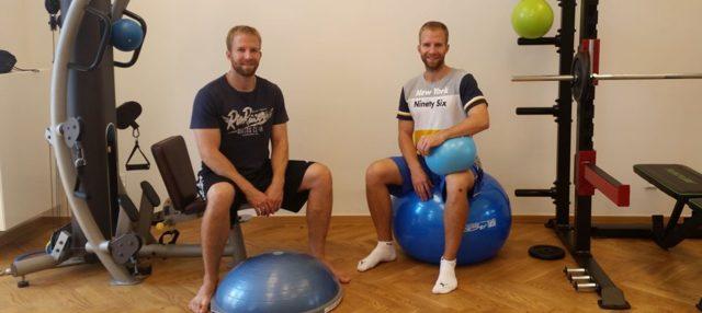 Cvičení - Vše o zdraví