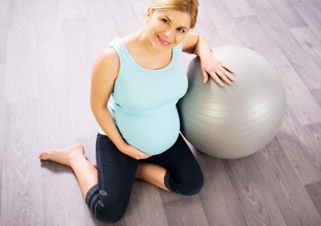 Cvičení v těhotenství - Vše o zdraví