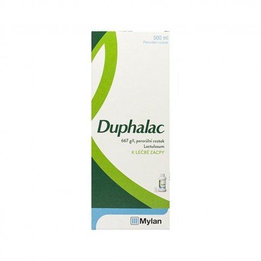 Duphalac - Vše o zdraví
