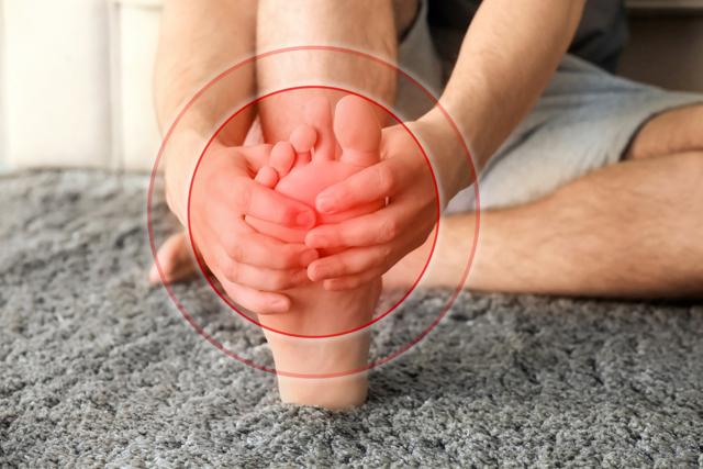 Bolesti chodidel - Vše o zdraví