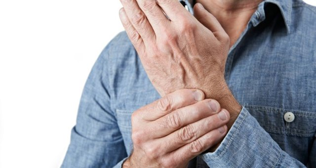 Bolesti kloubů na rukou - Vše o zdraví