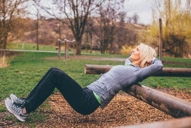 Vyzkoušejte venkovní workout – vše o zdraví