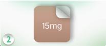 Nicorette Invisipatch 15mg/16h transdermální náplast, 7 náplastí – vše o zdraví