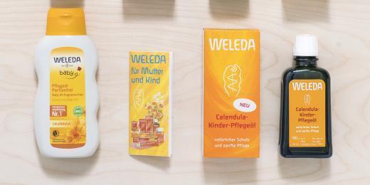WELEDA Měsíčkové pěstící mléko 200ml – vše o zdraví
