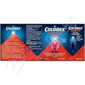 Coldrex MAXGrip Lesní ovoce 10 sáčků – vše o zdraví