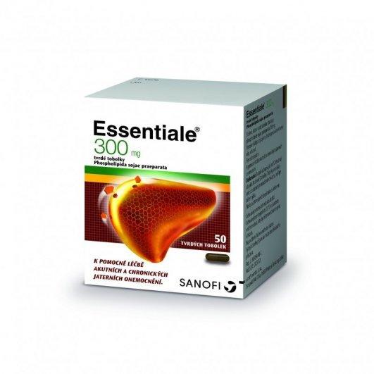 Essentiale Forte N 50 tobolek – vše o zdraví