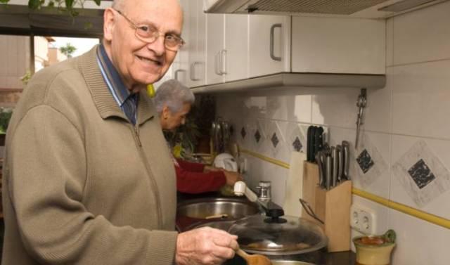 Výživa a pohyb u seniorů – vše o zdraví