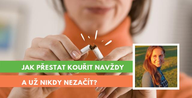 Tipy, jak přestat kouřit jednou provždy – vše o zdraví