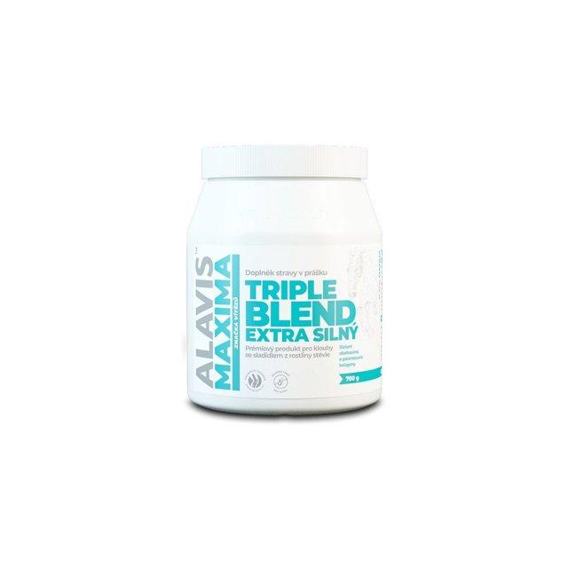 ALAVIS MAXIMA Triple Blend Extra Silný 700 g – vše o zdraví