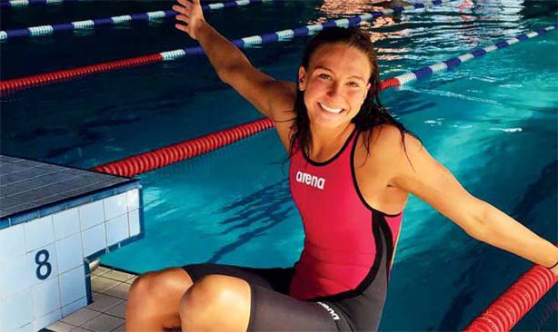 Interview s olympioničkou BARBOROU ZÁVADOVOU – vše o zdraví