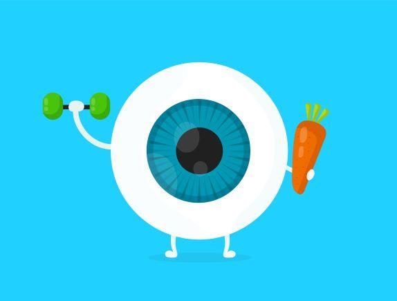 Vitamíny a minerály pro oči – vše o zdraví