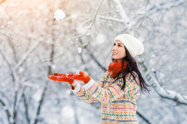 Péče o pleť a jak na ni v zimním období – vše o zdraví