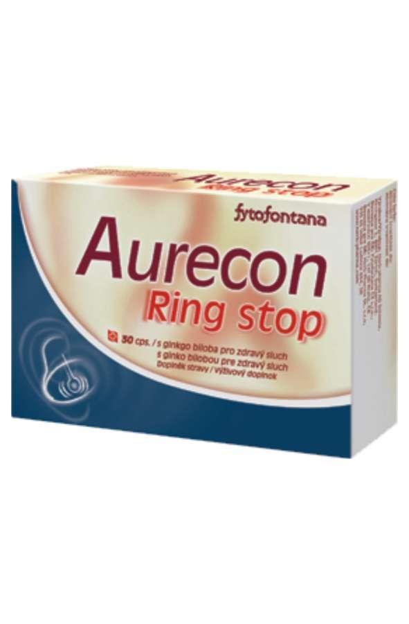 Aurecon Ring stop tbl.30 - Fytofontána – vše o zdraví