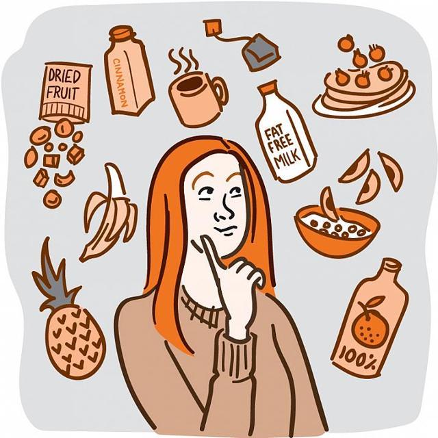 Kalorické tabulky - Vše o zdraví