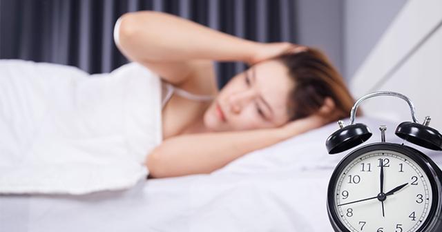 Nemůžu usnout - Vše o zdraví