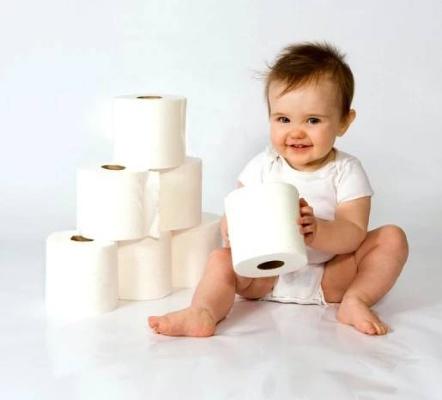 Průjem u kojenců - Vše o zdraví