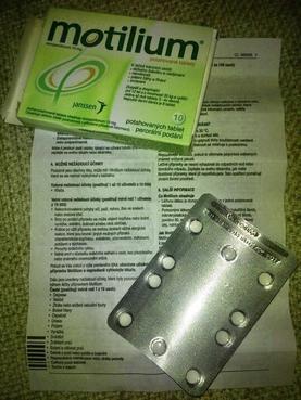 Motilium - Vše o zdraví