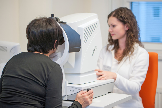 Oční vyšetření - Vše o zdraví