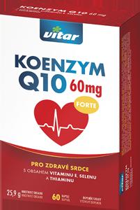 Koenzym q10 - Vše o zdraví