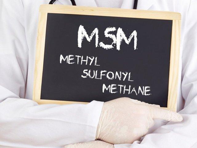 Msm - Vše o zdraví