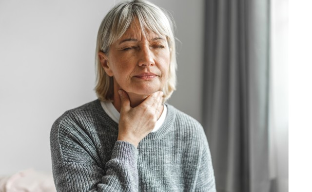 Nateklá uzlina na krku - Vše o zdraví