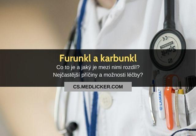 Karbunkl - Vše o zdraví