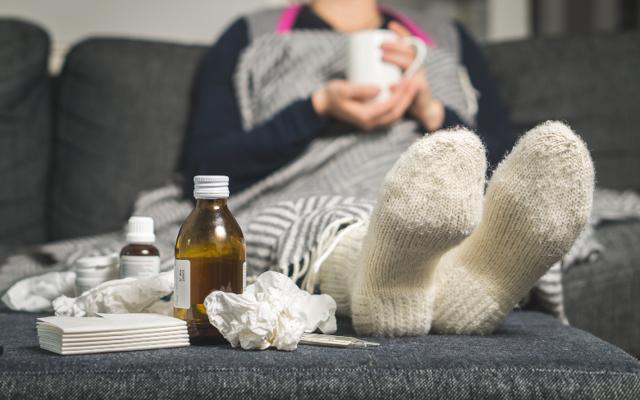 Chřipka - Vše o zdraví