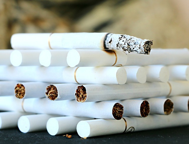 Nikotin - Vše o zdraví