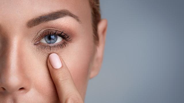 Kruhy pod očima u dětí - Vše o zdraví