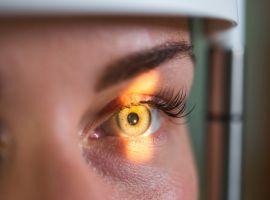 Oční tik - Vše o zdraví
