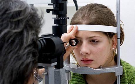 Oční pozadí - Vše o zdraví