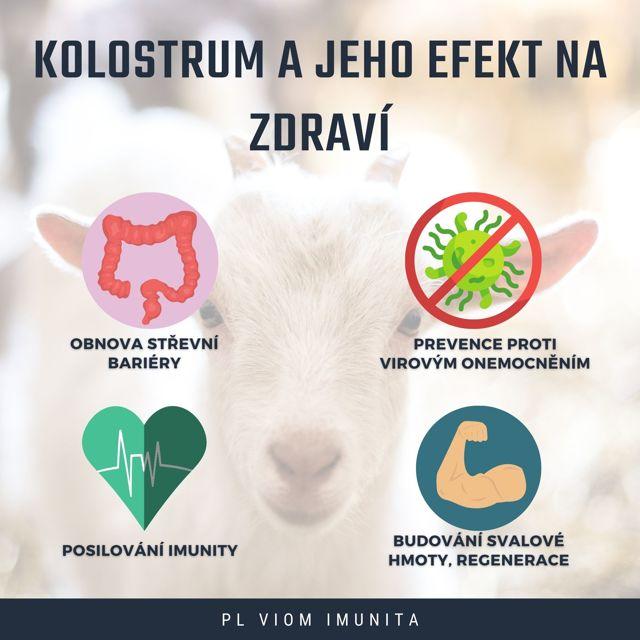 Kolostrum - Vše o zdraví